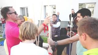 Картонный тимбилдинг - настоящий творческий тимбилдинг в москве  заказать тимбилдинг(, 2015-09-30T18:11:07.000Z)