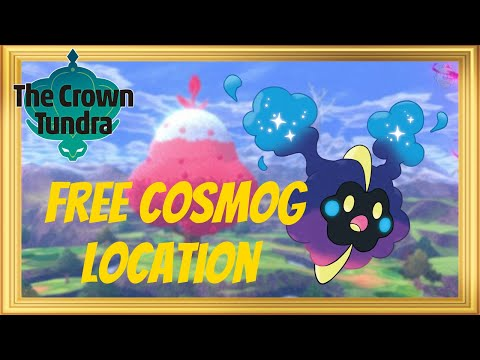 How to Get Cosmog (Fwoofy) in Pokémon Sword and Shield - Free Pokémon