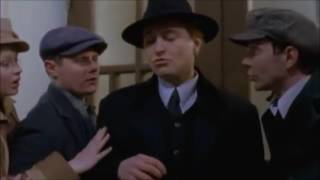 Есенин в просаке - отрывок из фильма ЕСЕНИН (Безруков)