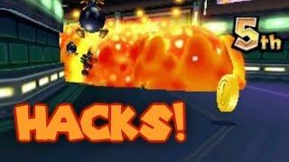 Mario Kart 7 Hacking With SponSubs!
