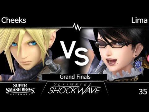 USW 35 - FRKS | Cheeks (Cloud) Vs Lima (Bayonetta) Grand Finals - SSBU