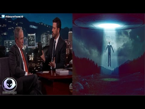 NEW CLUES To Alien Coverup In President Bush Interview 3/5/17