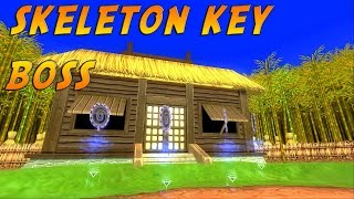 "Wizard101: Skeleton Key Boss ""Mooshu"""