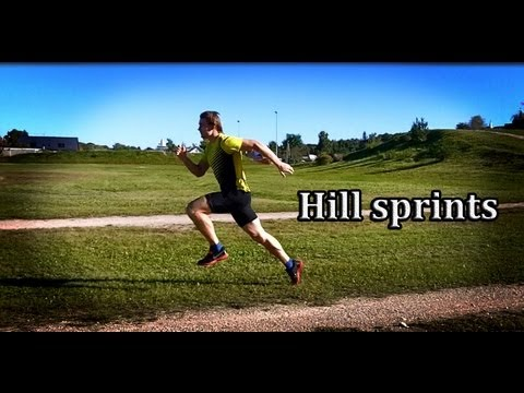 Hill Sprint Intervals