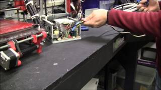 Powering The Kossel Mini 3D Printer And Modifying An ATX PC Power Supply