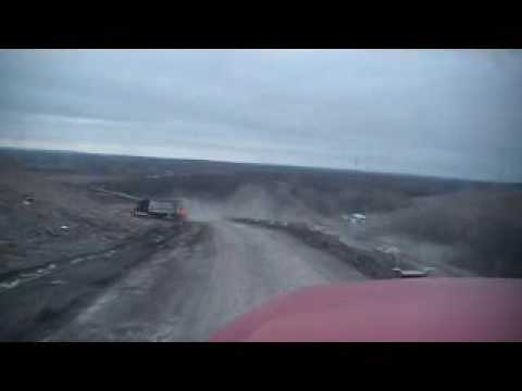 CB RADIO. New York's largest landfill - 2