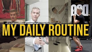 Billion Dollar Brokers Guide to Structuring Your Day | Ryan Serhant Vlog #042