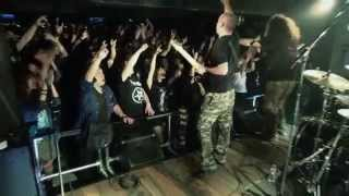 INFERNAL TENEBRA - Damage Control (OFFICIAL VIDEO - Japan Tour 2014)