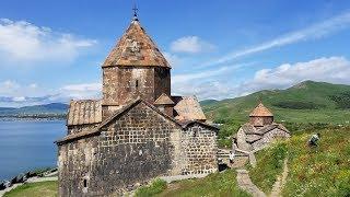 Sevan Monastery, Lake Sevan, Armenia