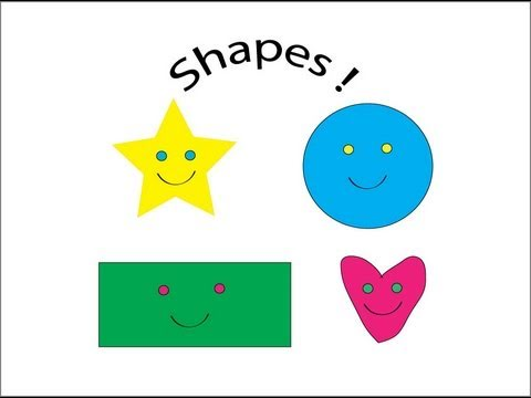 New Free Shapes Song Mp3 for Children's English Class!