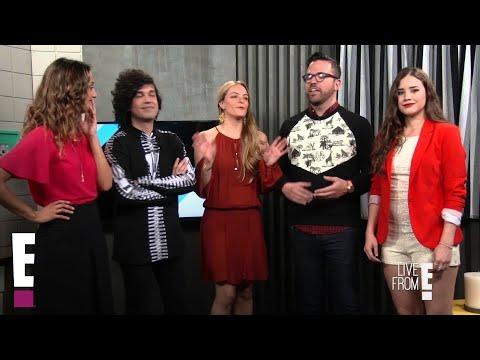 Live From E! Latino pone a prueba la inteligencia y chispa de las Chicas E! México 2015