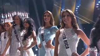 Miss Universe 2019 - Top 20