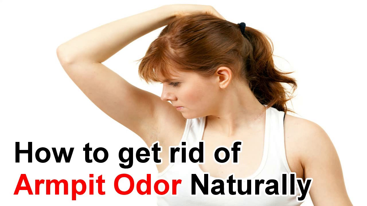 Attrayant How To Get Rid Of Armpit Odor Naturally At Home?