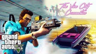 GTA 5: The Vice City Connection Part 2 (GTA V Machinima)