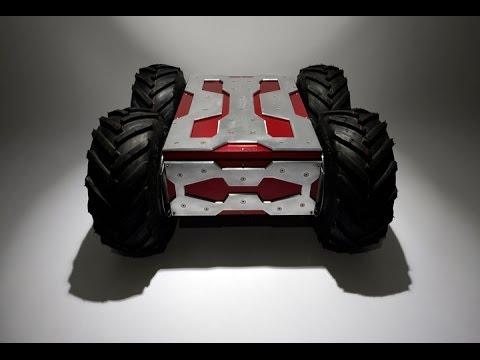Track Drive Robot Flv Doovi