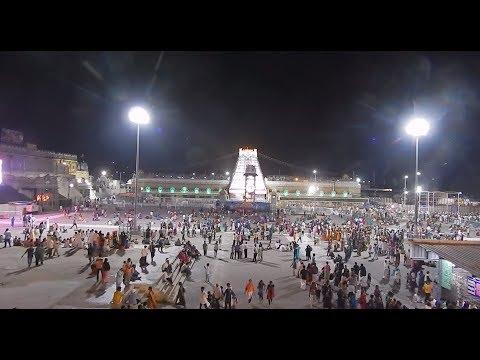 Tirumala Tirupati Devasthanam temple HD - Places to visit around