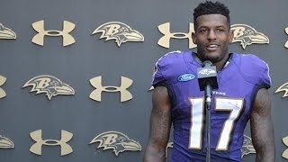 Mike Wallace Talks Being On Other Side Of Ravens-Steelers Rivalry | Baltimore Ravens