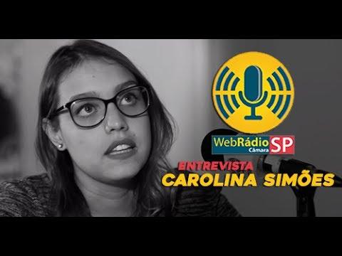 Web Rádio entrevista: Caroline Simões