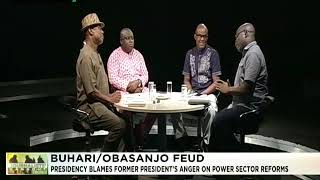Journalists' Hangout 25th May 2018 | Buhari/Obasanjo feud