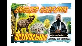 AMULETO ELEFANTE - COMO LIMPIARLO Y ACTIVARLO | ESOTERISMO AYUDA ESPIRITUAL