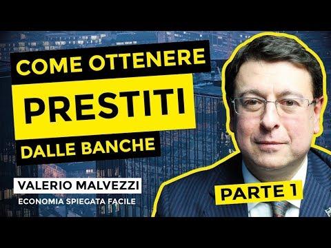 Valerio Malvezzi - come ottenere prestiti dalle banche - presentazione win the bank - parte 1