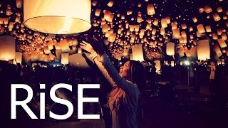 🎈Follow Me to Rise Lantern Festival 2014 | HAUSOFCOLOR Thumbnail