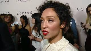 "EVENT CAPSULE CHYRON - ""Loving"" Los Angeles Premiere Presented by Focus Features"