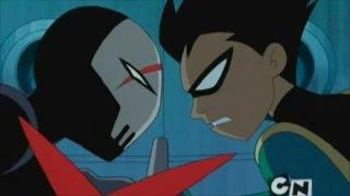 Robin vs Red X