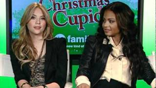 Christina Milian & Ashley Benson - A Fitzness.com Interview
