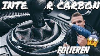 Das GANZE Interior in Carbon folieren! | Jonnys