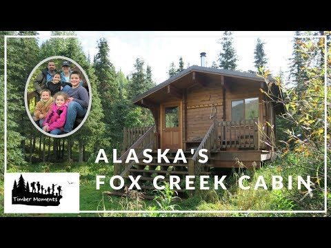Timber Moments EP1 - Fox Creek Cabin on Resurrection Trail