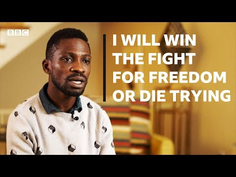 Exclusive interview with Ugandan MP Bobi Wine