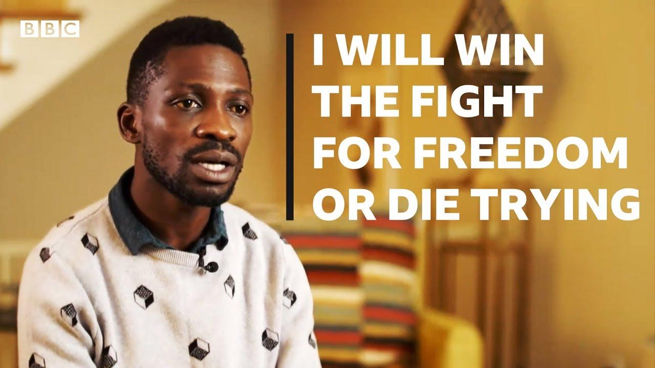 Exclusive interview with Ugandan MP Bobi Wine