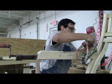 Huntington House Factory Tour