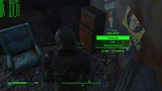 Fallout 4 - EVGA GTX TITAN X - 4K Ultra Gameplay Performance