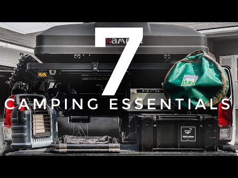 Top Favorite Camping Gadgets & Gear | Overlanding Edition