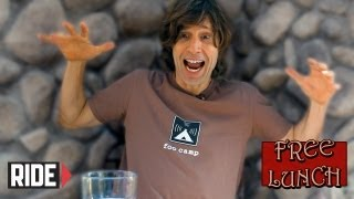Rodney Mullen on Round 4, Freestyle, Tillman The Dog, and More on Free Lunch (Part 1 of 2)