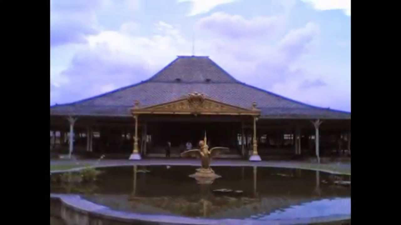Pura Mangkunegaran Jawa Tengah Tempat Wisata Di Indonesia Youtube