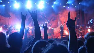 Скачать Amon Amarth Death In Fire Fortarock Nijmegen 02 06 2019