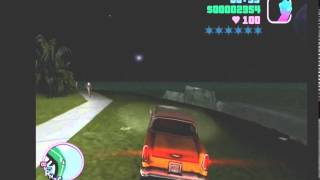 GTA Vice City - Gameplay: Sexo no carro!!