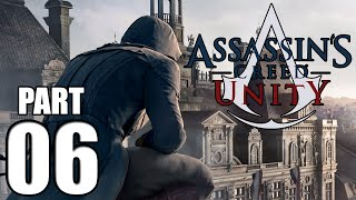 Assassin's Creed Unity Walkthrough Gameplay Part 6: Graduation + GIVEAWAY