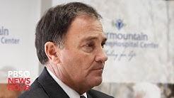 WATCH: Utah governor Gary Herbert gives coronavirus update -- March 31, 2020