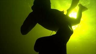 Подводная охота. Новый вид рыбы на волге