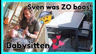 Gênant verhaal & Tuin is helemaal wit!? - Vlog #156 // OPTIMAVITA