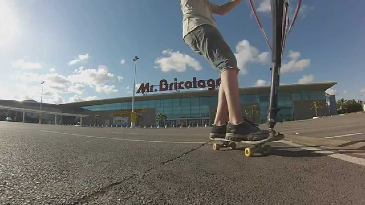 Video Skate A Voile Youtube