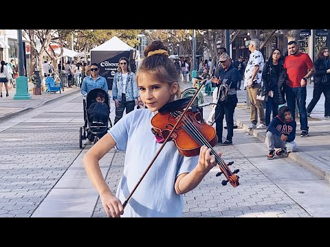"""Don&39;t You Worry Child"" - Swedish House Mafia Karolina Protsenko violin cover"
