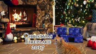 Christmas Fireplace 2017 thumbnail