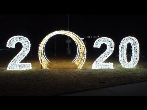 Santa Rock n Lights - Omaha 2020