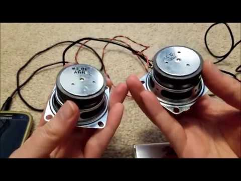ICStation Class D Amplifier Speaker Kit Build and Review