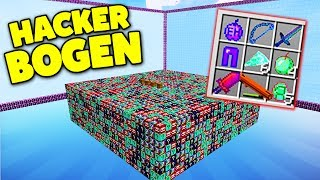 DER HACKER BOGEN | LUCKY BLOCKS PRISON